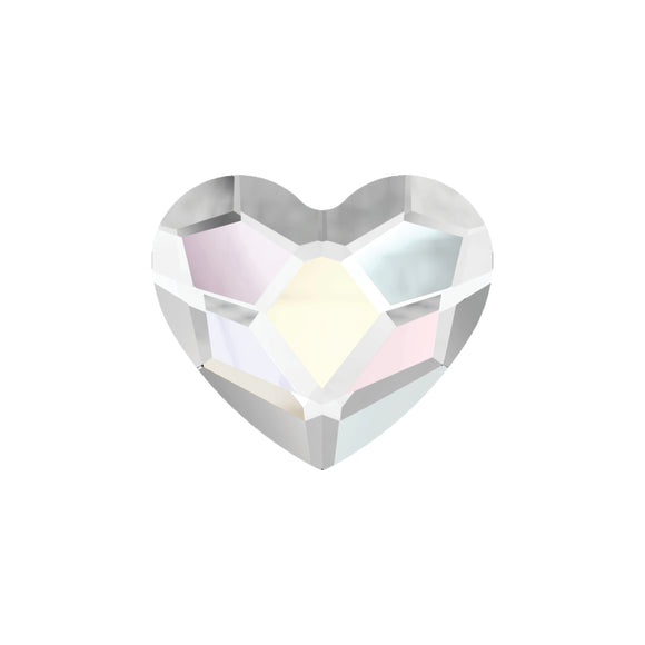 Swarovski Little Love Heart - Northern Lights