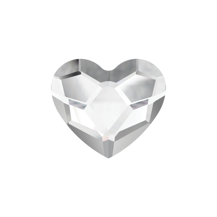 Swarovski Little Love Heart - Silver Moon