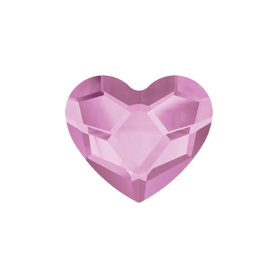 Swarovski Little Love Heart - Blush