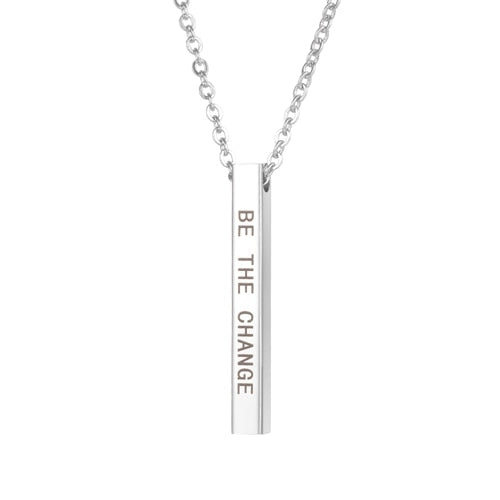 Mantra Necklace