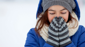 Our top 10 tips for caring for your skin this winter