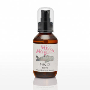 Miss Magoo's Baby Oil