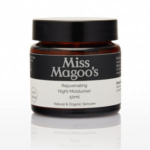 Miss Magoo's Rejuvenating Night Moisturiser