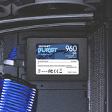 Patriot Burst Solid-State Drive