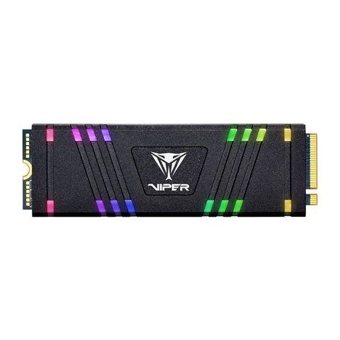 PATRIOT  Viper Gaming  VPR100 RGB m.2 2280 PCIe Solid State Drive