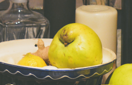 Ginger Pear Detox Blend Recipe