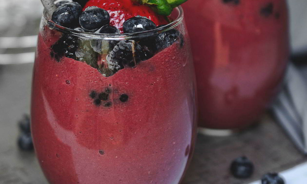 Watermelon Acai Recovery Blend Recipe