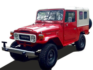1982 FJ43 Freeborn Red
