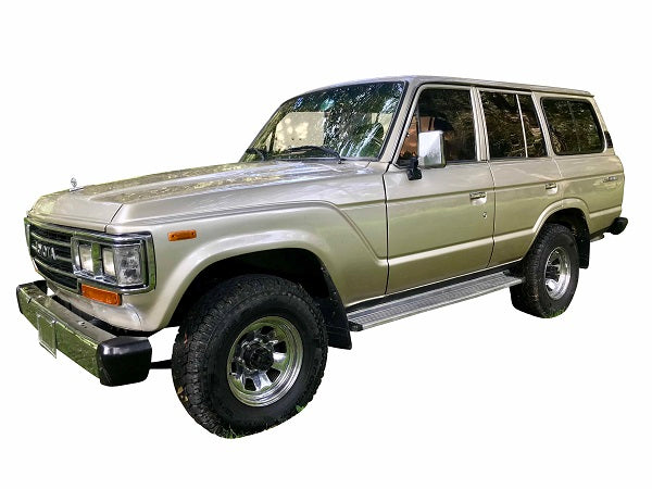 1989 FJ62 Metallic Beige