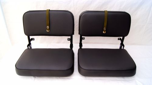 FJ40 OEM Factory  Jump Seats Pair