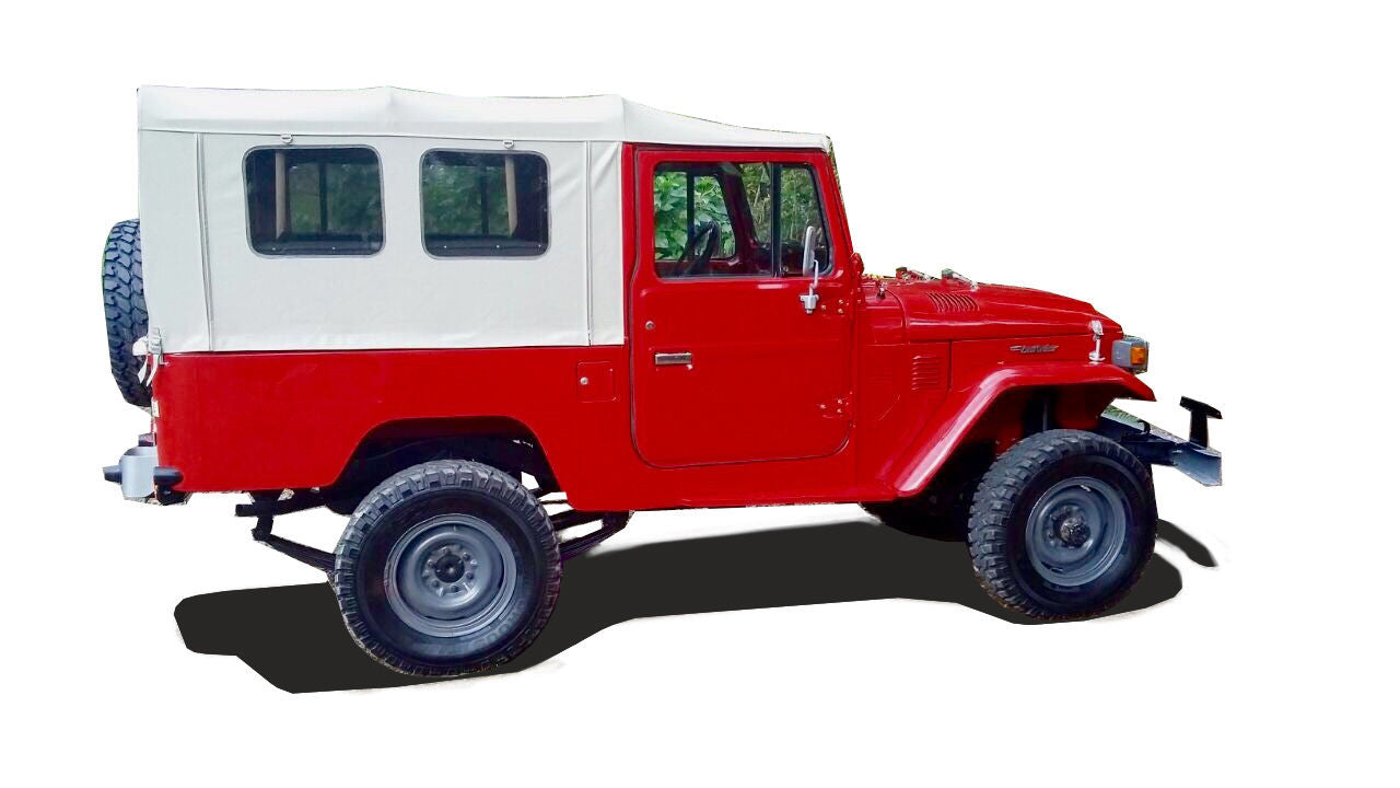 FJ43 Soft Top Complete Kit