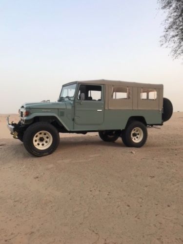 FJ45 Soft Top Complete Kit
