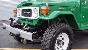 FJ Rubber Cone Bumpers