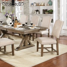 dining table set at a better home store