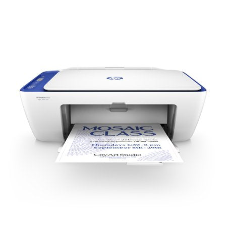 HP DeskJet 2622 All-in-One Compact Printer with Wireless Printing
