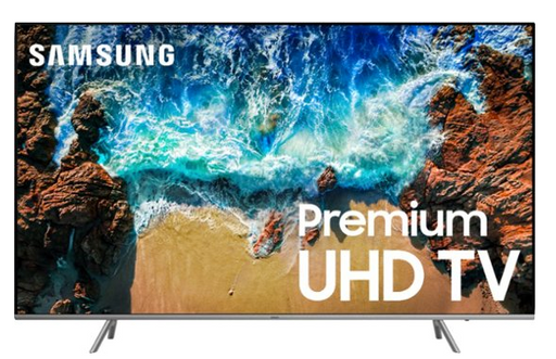 "Samsung - 82"" Class - LED - NU8000 Series - 2160p - Smart - 4K UHD TV with HDR"