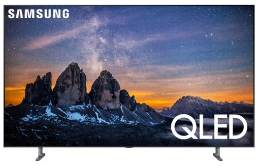 "Samsung - 75"" Class - LED - Q80 Series - 2160p - Smart - 4K UHD TV with HDR"