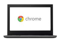 "Lenovo 100e Chromebook 11.6"" Laptop Computer - Black"
