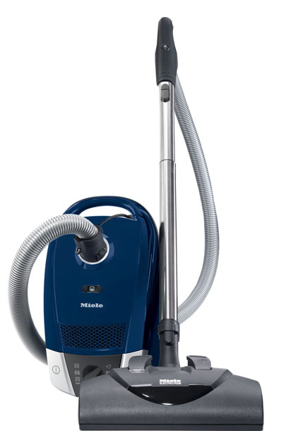 Compact C2 Electro+ Canister Vacuum Cleaner