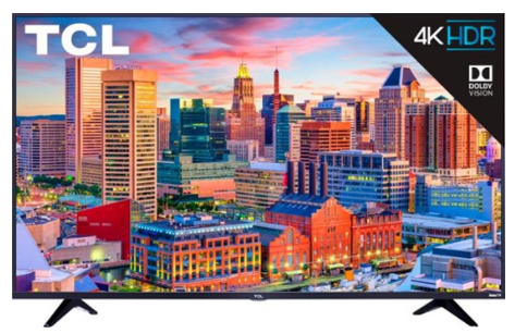 "TCL - 55"" Class - LED - 5 Series - 2160p - Smart - 4K UHD TV with HDR Roku TV"