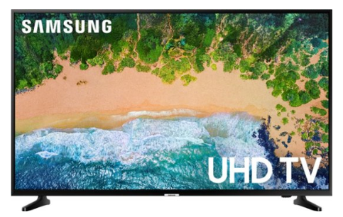 "Samsung - 75"" Class - LED - NU6900 Series - 2160p - Smart - 4K UHD TV with HDR"