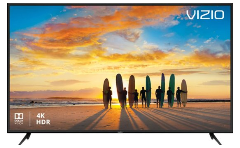 "VIZIO - 60"" Class - LED - V Series - 2160p - Smart - 4K UHD TV with HDR"