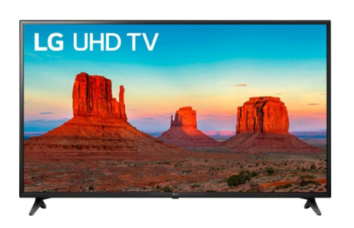 "LG - 65"" Class - LED - UK6090PUA Series - 2160p - Smart - 4K UHD TV with HDR"