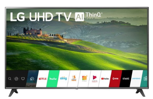 "LG - 75"" Class - LED - UM6970PUB Series - 2160p - Smart - 4K UHD TV with HDR"