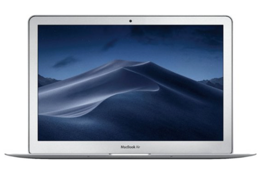 "Apple - MacBook Air® - 13.3"" Display - Intel Core i5 - 8GB Memory - 128GB Flash Storage"