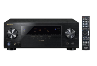 Pioneer Elite VSX-44 7.2-Channel Network A/V Receiver with HDMI 2.0