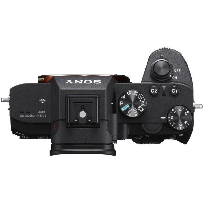 Sony A7 III Mirrorless Camera Body Only