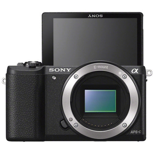 Sony Alpha a5100 Mirrorless Camera - Black (Body only)