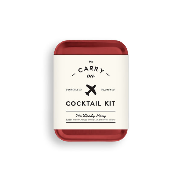 Carry On Cocktail Kit - The Bloody Mary - Le Petit Gift Co.