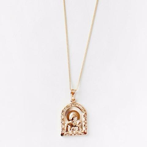 Mary Necklace - Le Petit Gift Co.