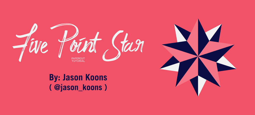Five Point Star - Jason Koons ( @jason_koons )