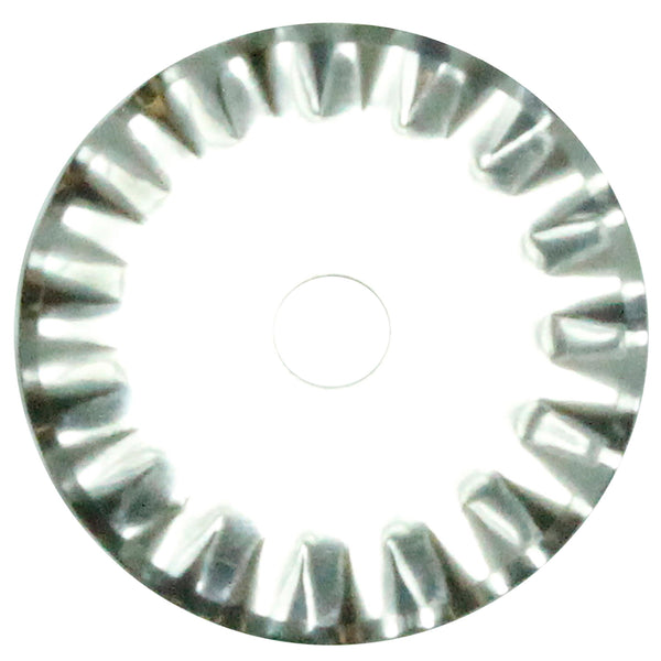 Wave Pinking Rotary Blades 28mm - 2 pcs.