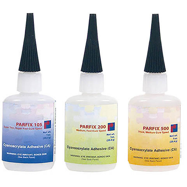 Parafix Super Adhesive - Med. - 1oz. Bottle