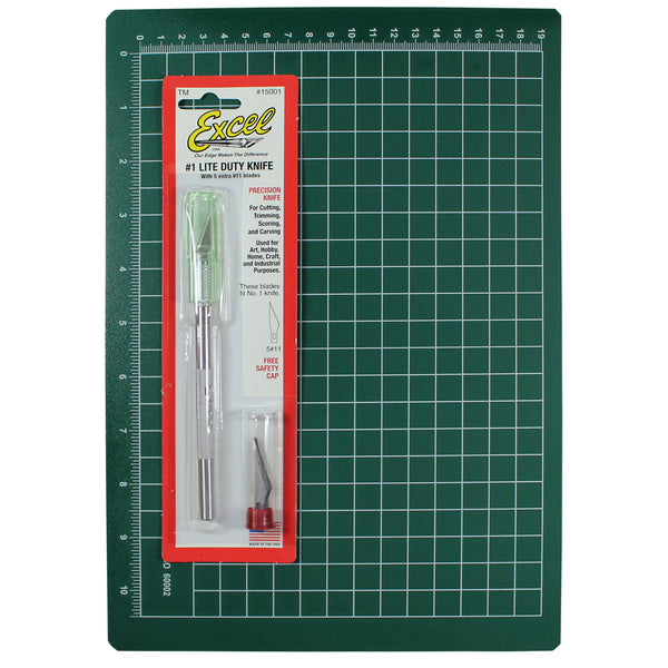 Precision Cutting Kit w/K1 & 5 #11