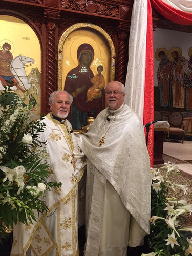 11 Days Walk where Jesus Walked in the Holy Land from Chicago, IL - September 30 - October 10, 2019 - Fr. Constantine Nasr and Fr. Nicholas Dahdal