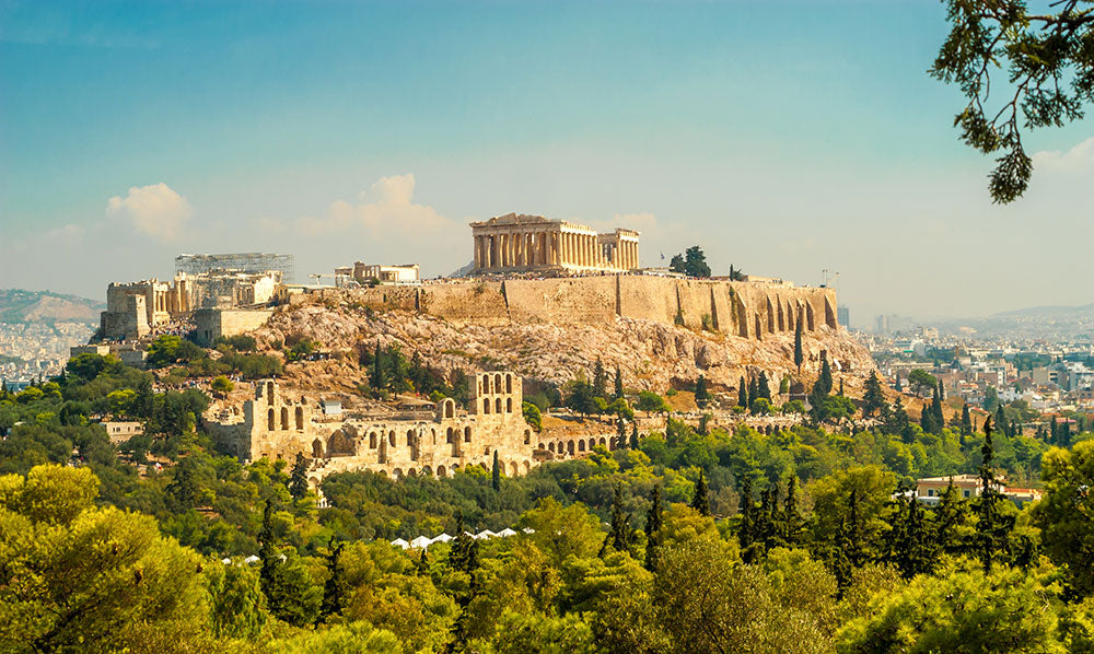12 Days Greece & Greek Islands from Denver, CO - October 01 - 12, 2019 - Fr. James Spahn