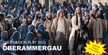 12 Days The Passion Play 2022 - Oberammergau from San Antonio, TX - July 12 -23, 2022 - Pastor Mariola Bergquist