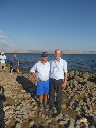 14 Day Tour to the Holy Land Be Hold the Man October 23 - November 05, 2021 Join Mr. Jay Crouse
