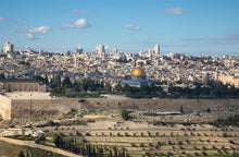 11 Days Life Changing Journey to the Holy Land - January 21 - 31, 2022 (Prs. Uetricht and Wilson)