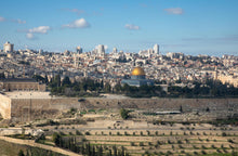 "11 Days in the ""Footsteps of Jesus""- Journey to the Holy Land - January 18 - 28, 2021 - Pr. Khader Khalilia"