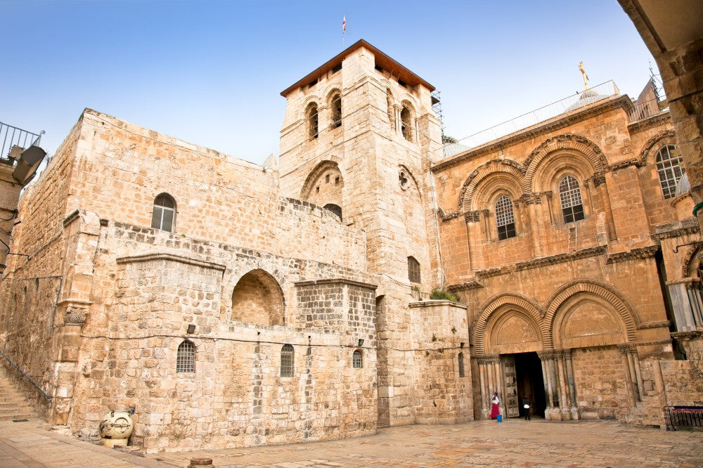 11 Days Pilgrimage to the Holy Land from Denver CO - Sept 21 - Oct. 01, 2020 - Fr. Kirk Slattery