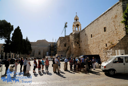10 Days In the Footsteps of Jesus - Holy Land from Atlanta, GA - June 11 - 20, 2019 - Fr. Paschal Amagba