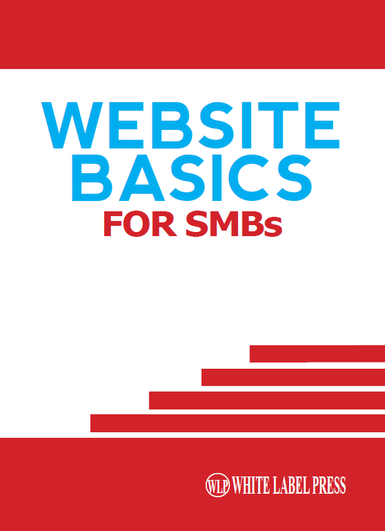Book - Website Basics for SMBs - Digital Edition Only