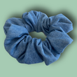The Denim Scrunchie