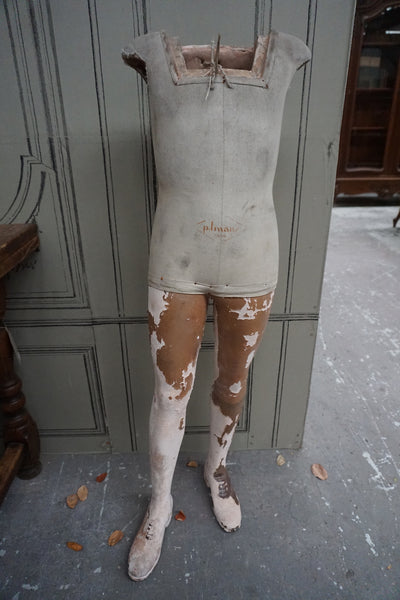 Antique French Children's Plaster Mannequin