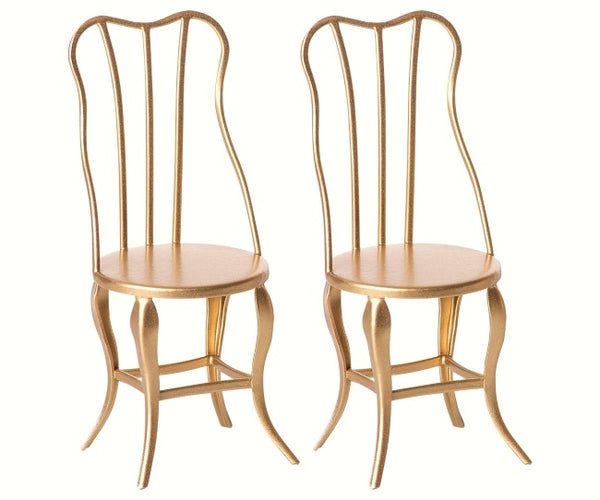 Maileg Vintage Set of 2 Chairs